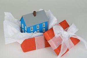Дополнительные условия к дарственной на квартру