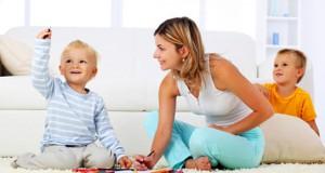 Регистрация ребенка с матерью