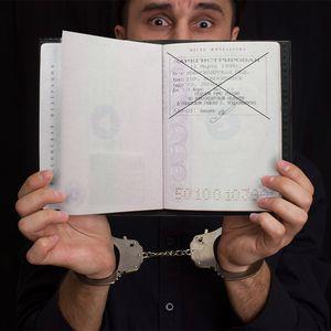 От чего зависит размер штрафа за отсутствие прописки