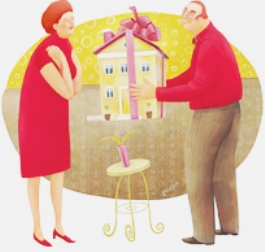 Нюансы при передаче недвижимости в дар
