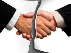 В каких случаях можно расторгнуть договор долевого участия в строительстве?