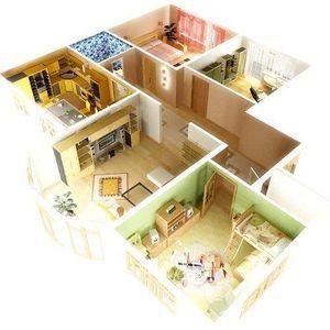 Какие существуют разновидности планировок квартир?