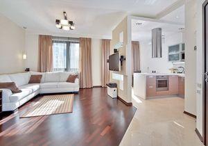 Современные планировки квартир - студии