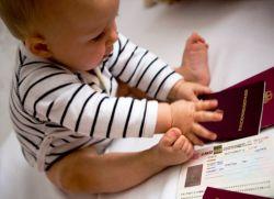 Процедура оформления прописки на ребенка