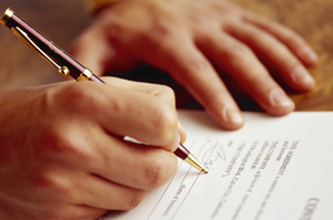 Как грамотно составить договор о задатке?