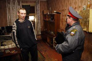 Действия полиции на нарушителей тишины и спокойствия