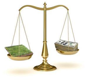 Разница между кадастровой и рыночной стоимостью