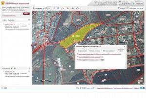 Какая информация содержится в публичной кадастровой карте?