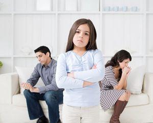 Как поделить имущество, если у супругов есть дети?