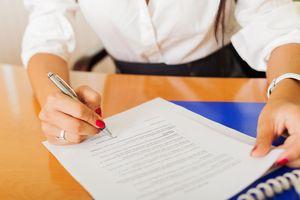 Процедура заключения договора социального найма