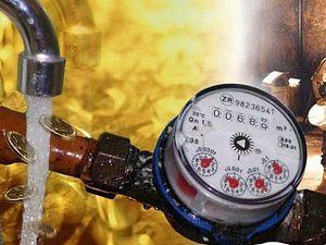 На сколько процентов увеличилась сумма горячей воды