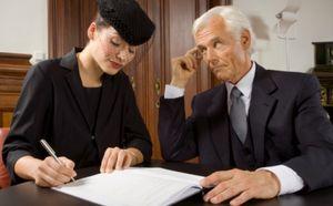 Как вступить в права на наследство по завещанию?