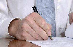 Написание заявления о регистрации права собственности