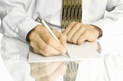 Структура заявления при вступлении в права на наследство