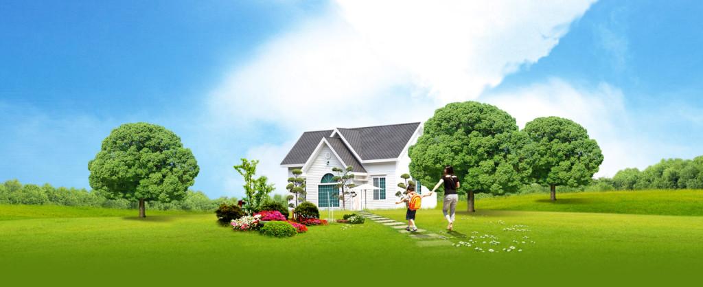 Как купить земельный участок с домом
