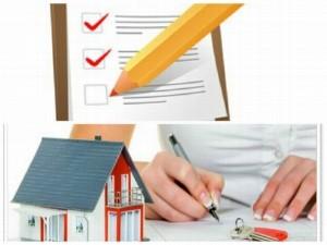 Перечень документов, необходимых для продажи дома с земельным участком