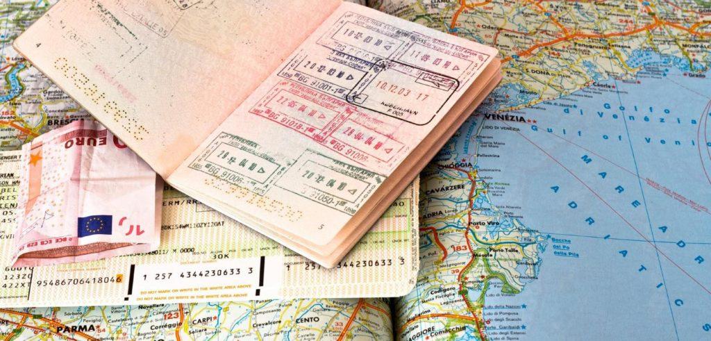 Загранпаспорт без прописки, как получить