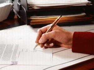 Как оформляется контракт аренды