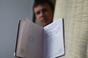 Снятие иностранца с учета