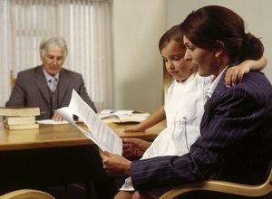Наследство после смерти мужа без завещания: долевые части жены и детей, как делится наследство между женой и детьми