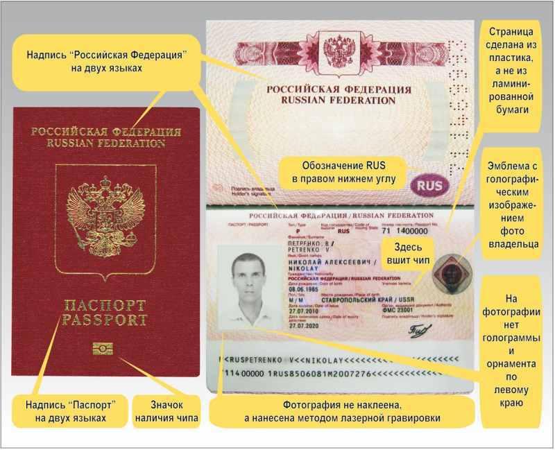 биометрический загранпаспорт нового образца фото россия