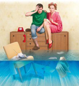 Где застраховать квартиру от затопления