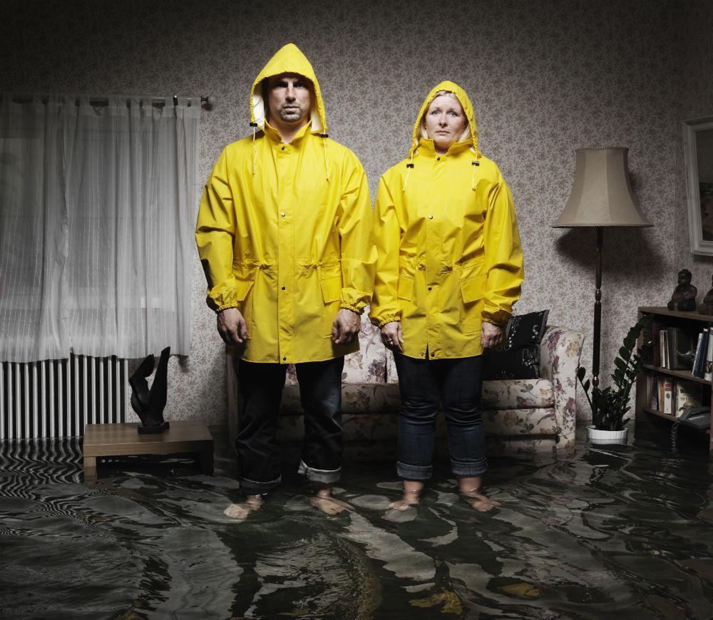 Затопили соседи, что делать