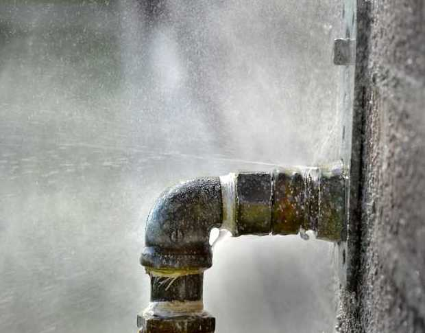 Квартира затоплена по вине управляющей компании