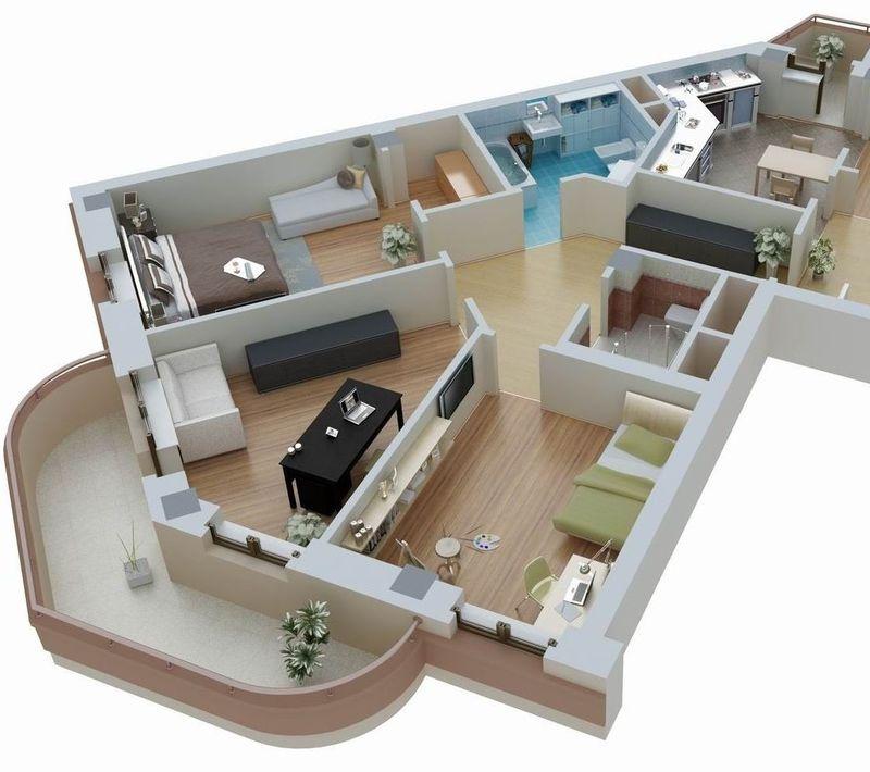 Как правильно согласовать перепланировку частного дома