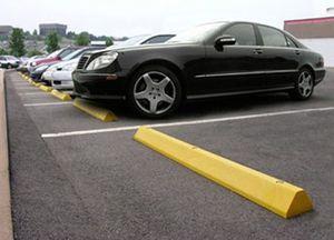 Размер парковочного места по СНиП, ГОСТам и законам РФ