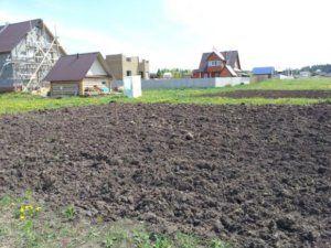 Объединение земель и изменение их вида разрешенного использования