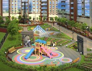 Детские площадки на придомовой территории МКД по ГОСТам