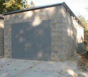 Как оформить земельный участок под отдельностоящим гаражом в собственность
