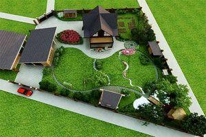 Асфальтирование придомовой территории частного дома