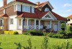 Размер и правила использования придомовой территории частного дома