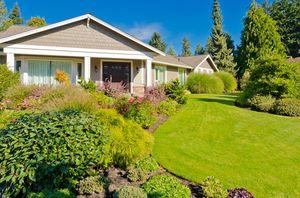 Межевание придомовой территории частного дома