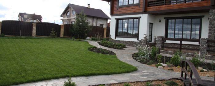 Права на придомовую территорию частного дома