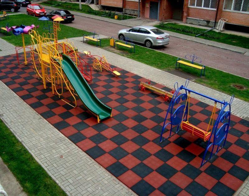 Сколько метров от дома считается придомовая территория в многоквартирном доме