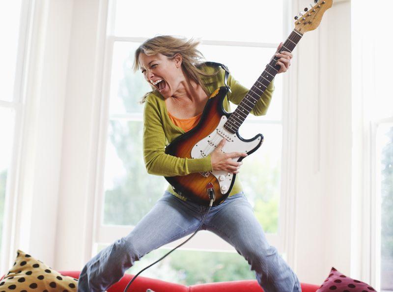Время прослушивания громкой музыки в квартирах многоквартирных домов