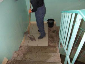 Разрешение конфликтов связанных с уборкой в подъездах
