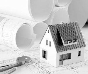 Как по закону происходит регистрация дома на земельном участке