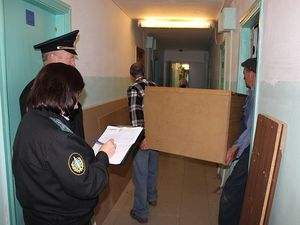 Выселение из квартиры или дома через суд