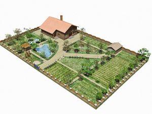 Порядок осуществления регистрации дома на земельном участке