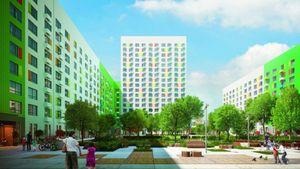 Стартовые площадки для переселения пятиэтажек по программе реновации в Москве